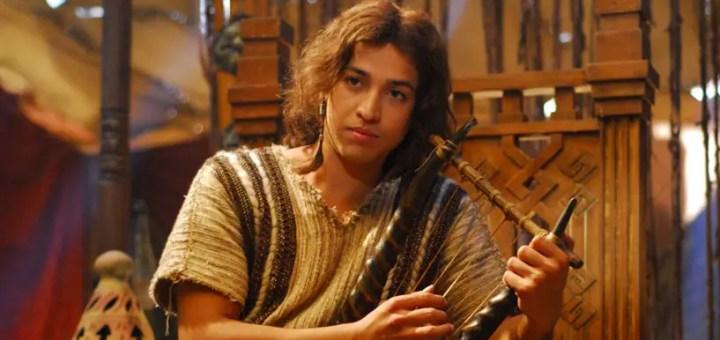 rey david joven leandro leo