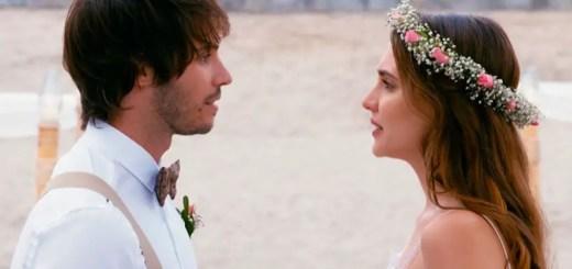 el regreso de lucas final boda pablo martinez cata macarena achaga playa