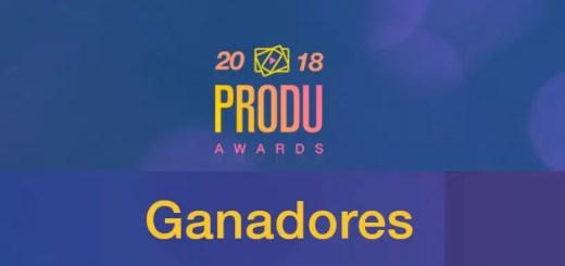 produ ganadores 2018