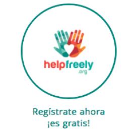Asociación Solidaria La Hora Violeta en Helpfreely.png