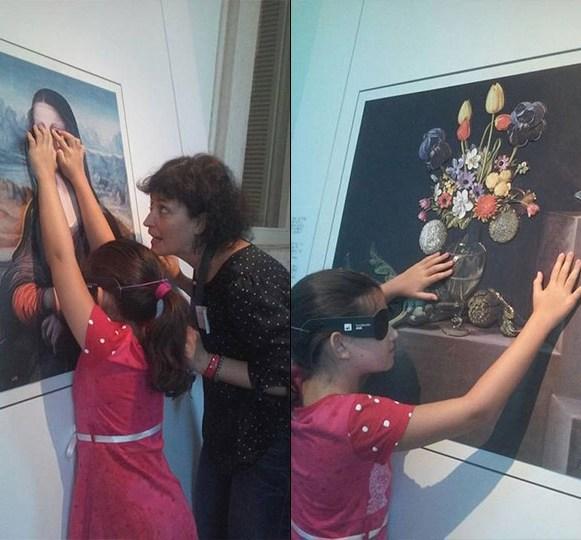 Asociación Incluye. Museo del Prado