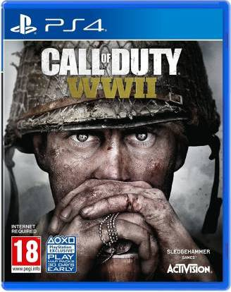 lahorebay - Call of Duty WWII PS4