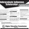 HEC Undergraduate Indigenous Scholarships 2017 Balochistan, FATA