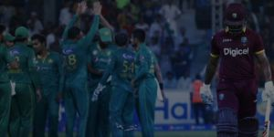 1st ODI West Indies VS Pakistan 2017 At Providence Highlights Video