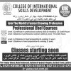 Professional Chef Courses In Lahore Cooking Institute of Pakistan