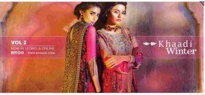 Khaadi Winter Volume 2 Latest Collection 2017 Online Designs