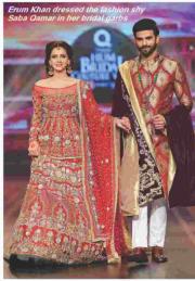 Bridal Dresses For Pakistan 2017 Wedding Latest Trends