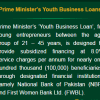 Prime Minister Youth Business Loan Scheme Application Form Download