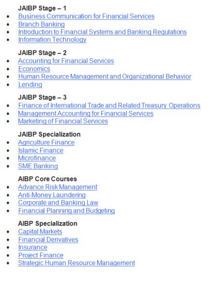IBP Superior Qualification ISQ Comprehensive Exam Structure