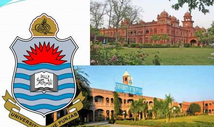 Punjab University BA Supplementary Admission Form