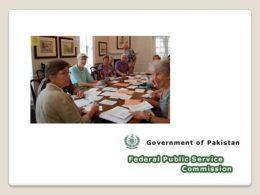 Assistant Private Secretary Test Pattern, FPSC Syllabus, Sample Paper, Preparation Online