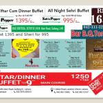 Ramadan Buffet Deals In Lahore 2017 Iftar, Sehri Best Restaurant Guide