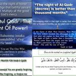 Shab E Qadr History In Urdu How To Pray In This Night