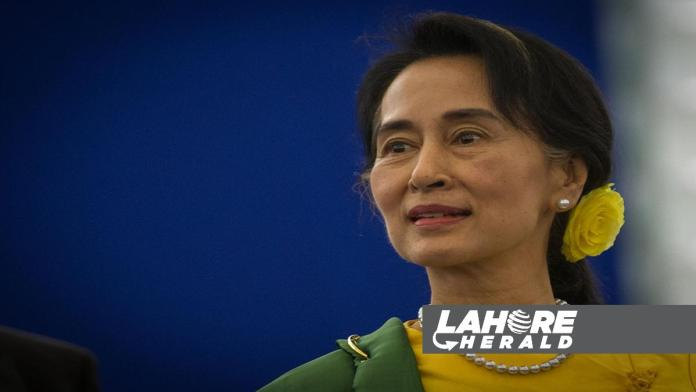 Military Arrested Aung San