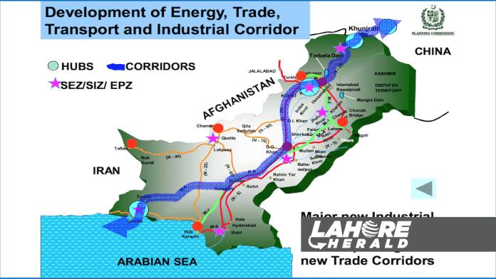 CPEC-map Internship