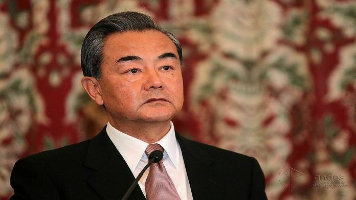 China tells US