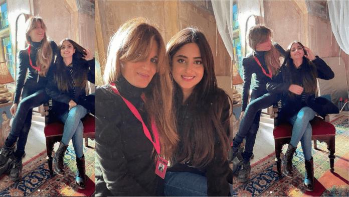 Sajal Aly & Jemima Goldsmith