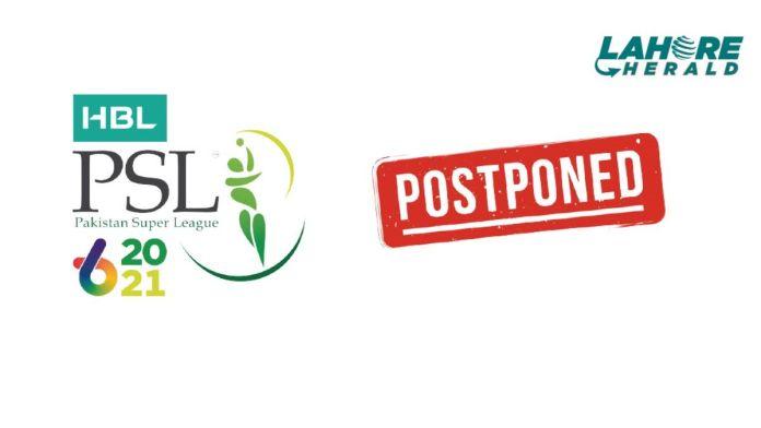PSL 6 Postponed
