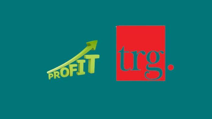 TRG Pakistan profit