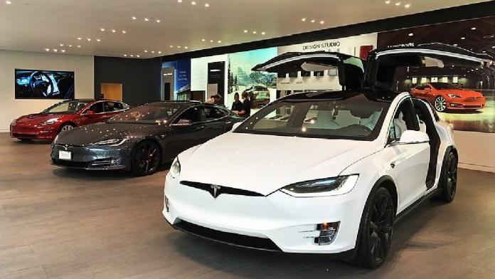 China Banned Tesla vehicles