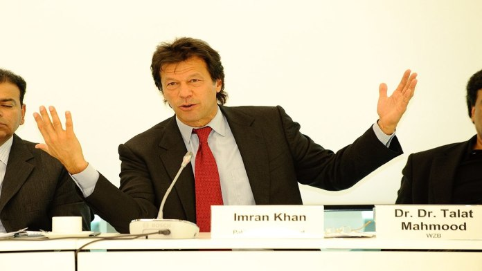 Imran Khan grants for Sindh