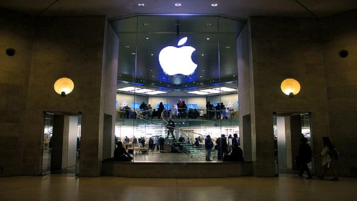 Apple shut down stores