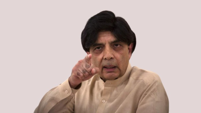 Chaudhary Nisar Ali Khan