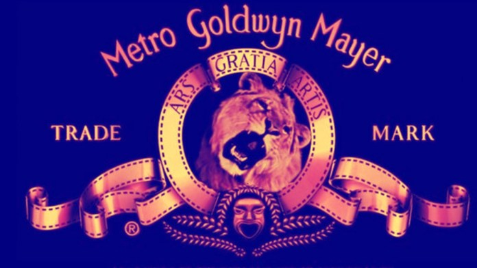 MGM film studio