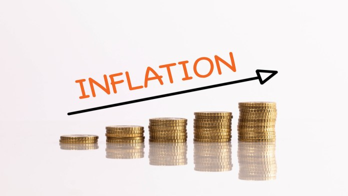 Inflation in may 2021