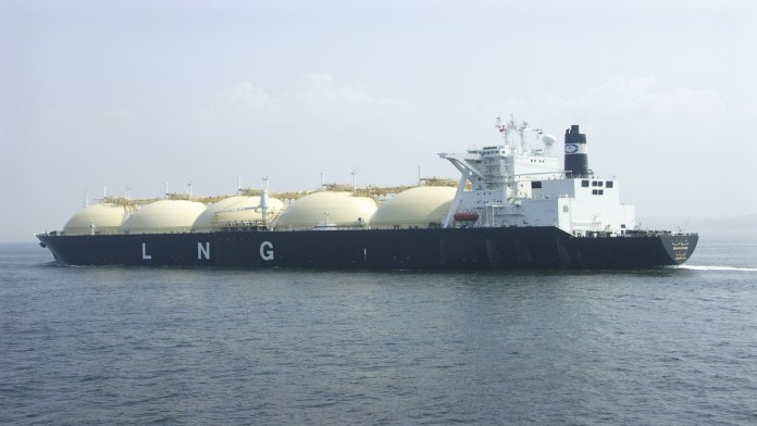 LNG users Pay