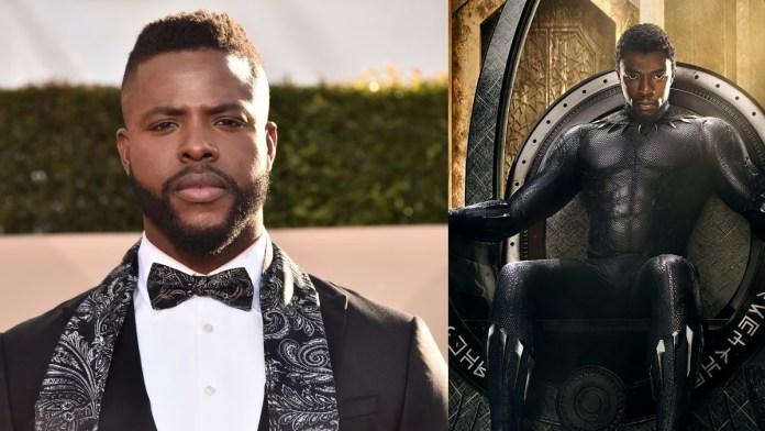 Winston Duke as Black Panther