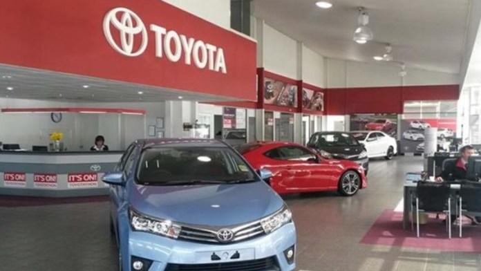 Toyota IMC office