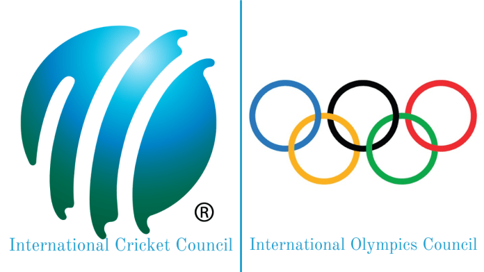 icc and olympics