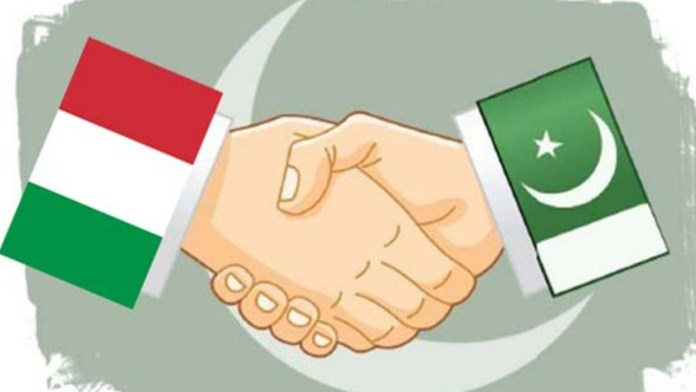pakistan and italy