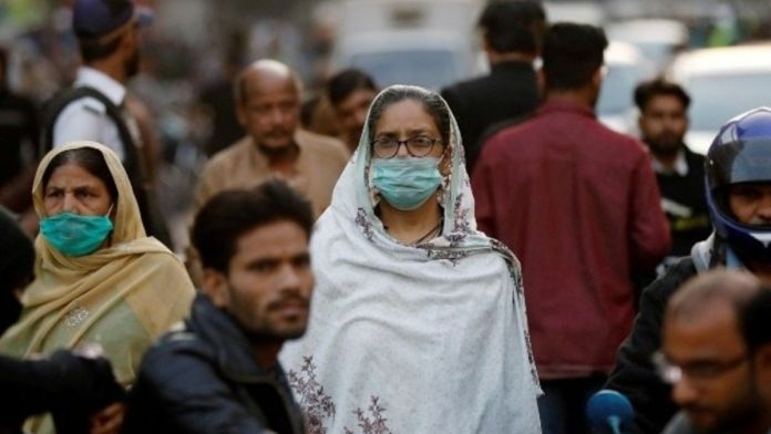 COVID-19 cases Pakistan