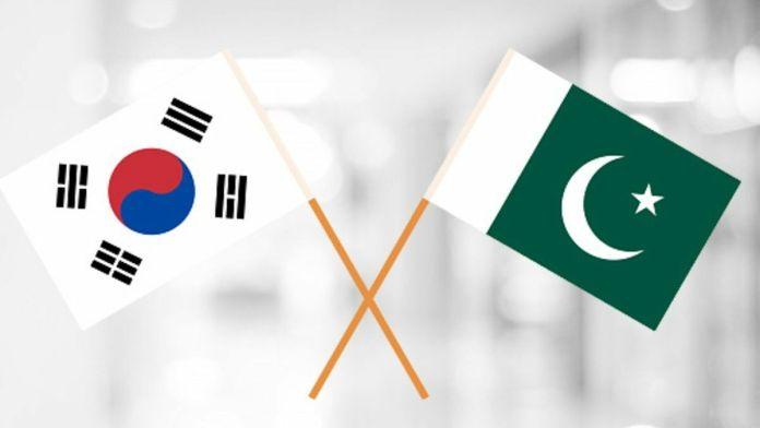 pakistan korea trade