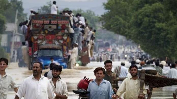 flooding pakistan