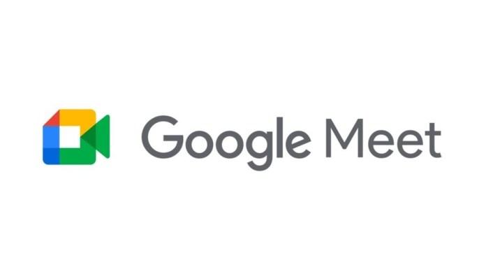 Google Meet automatically brighten your webcam