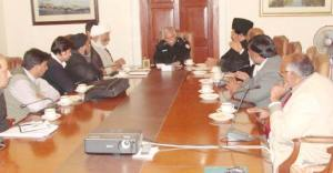 IGP addressing with delegation of Shia Ulma