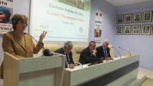 Kashmir solidarity seminar in Ankara-1