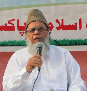 Syed Munawar Hassan1