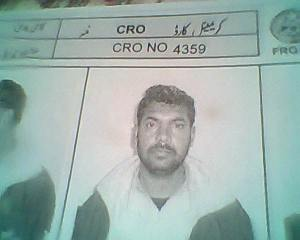 Muhammad Afzal    alias  Faisal