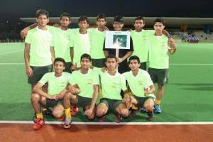 Pakistan U-16 Hockey Team