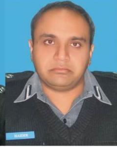 SSP Dr  Haider Ashraf