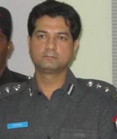 SSP Shariq Kamal