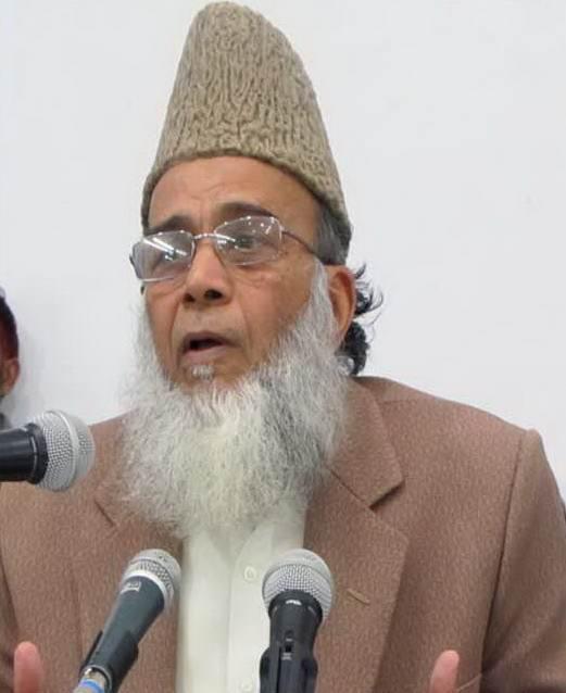 Syed Munwar Hasan