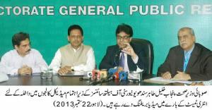 Minister Health (2)