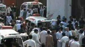 Peshawar blast in a church 2