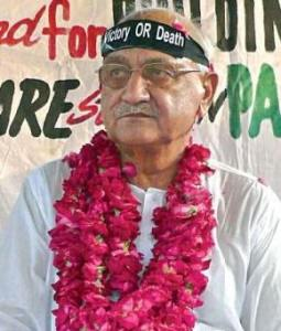 Veteran business leader  Jahangir Akhtar