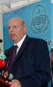 Governor Punjab cj muhammad sarwar